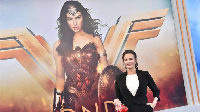 Lynda Carter Is Clapping Back at