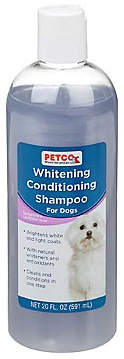 Petco Whitening Conditioning Shampoo