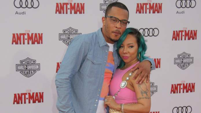 Tameka 'Tiny' Harris and T.I.'s six-year