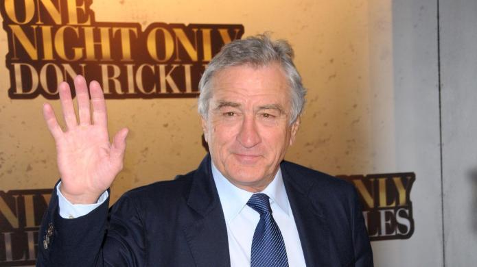 VIDEO: Robert De Niro shares memories