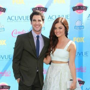 2013 Teen Choice Awards: Lucy Hale