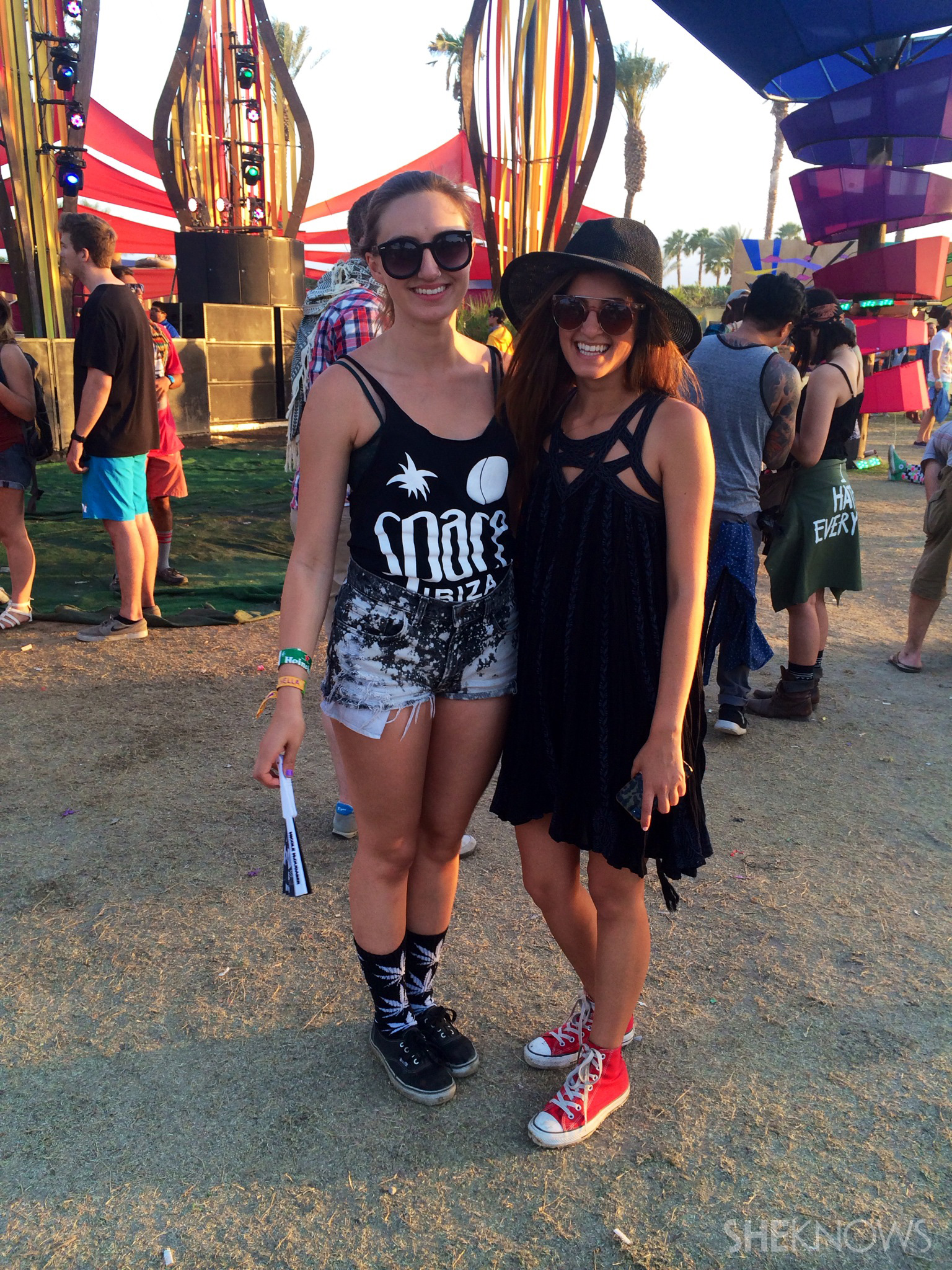 Coachella 2014 Fashion