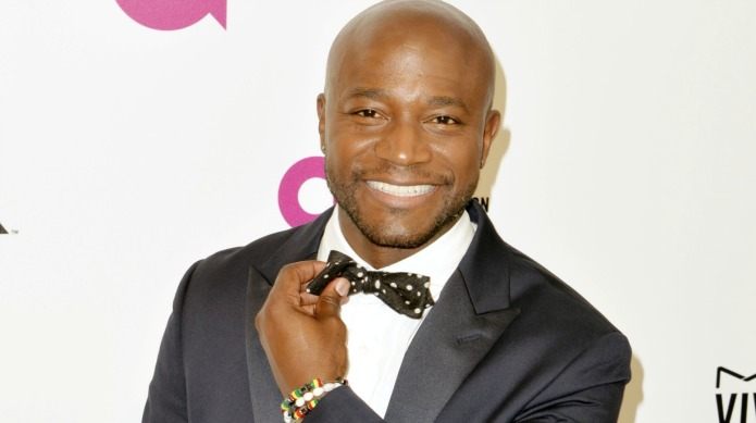 We're all in on Taye Diggs