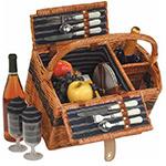 picnic basket - highlander