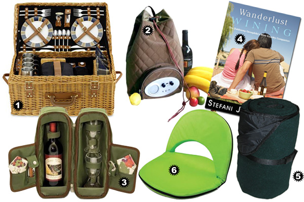 Picnic must-haves