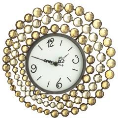 Amber gem clock