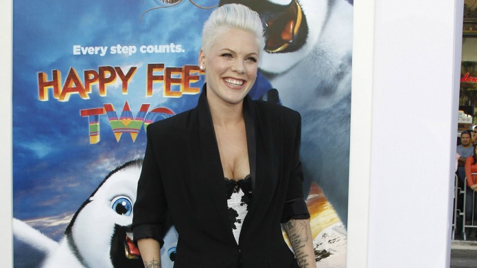 Pink just slammed body-shamers in a