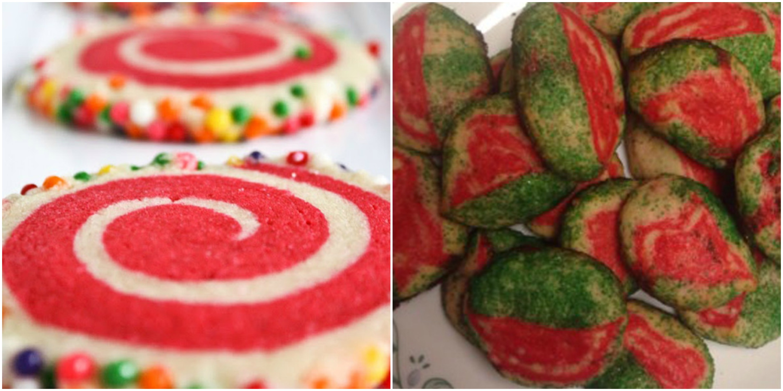 Pinterest fail Christmas cookies