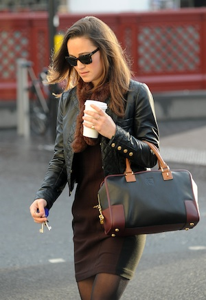"""Pippa Middleton feels """"undateable."""""""