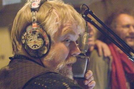 Philip Seymour Hoffman in Richard Curtis' Pirate Radio