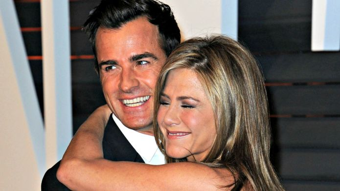 Jennifer Aniston and Justin Theroux rumored