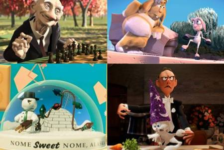 Pixar's best animated shorts are all on tonight on ABC Family