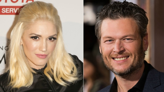 Gwen Stefani spends a surprising Sunday