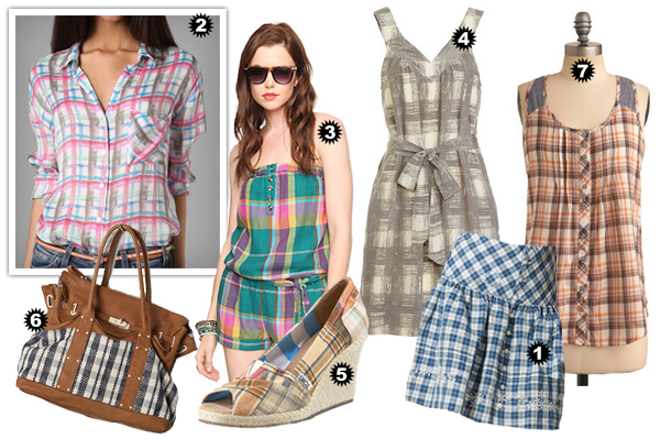 Plaid Fashion
