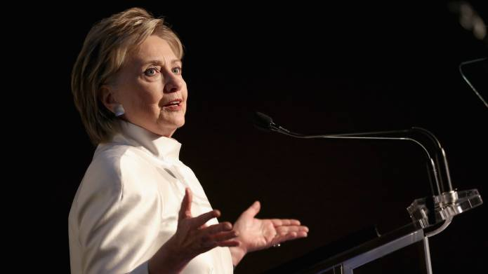 Hillary Clinton Feels Like She 'Let