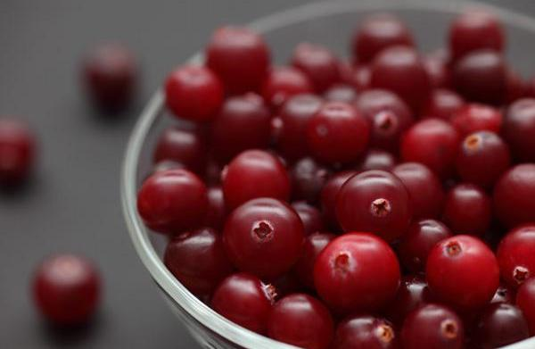 Eat A Cranberry Day: Just in