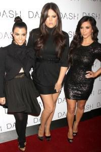 Kardashians officially open Dash NYC