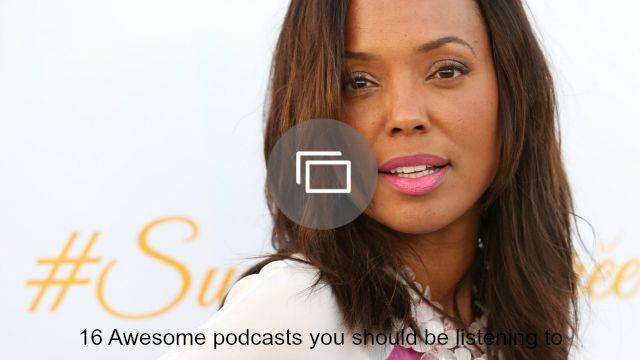 podcasts slideshow