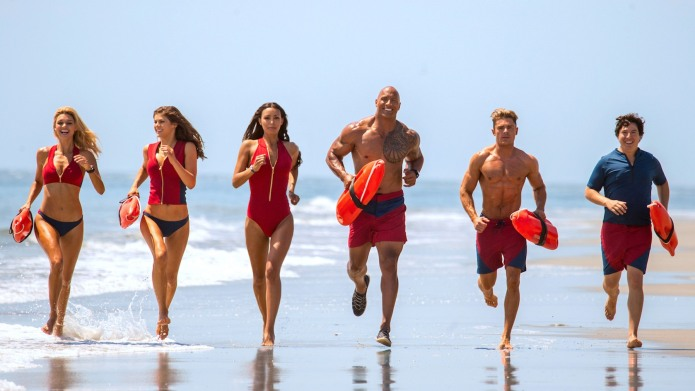 The Baywatch Movie Will Be Barely