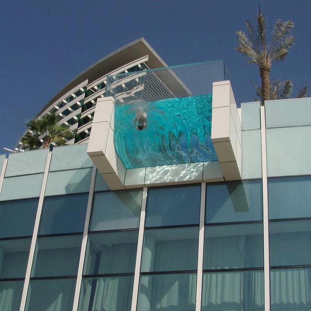 Dubai pool
