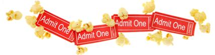 Popcorn strip