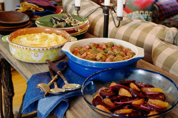 potluck recipes sheknows