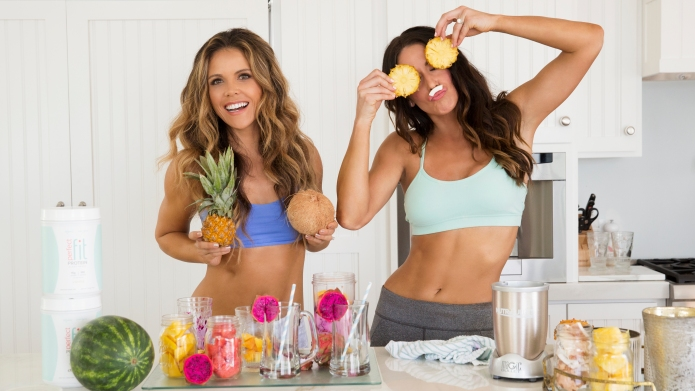 Want awesome abs? Your kitchen is