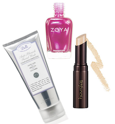 Pregnant beauty products