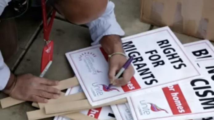 New poster campaign celebrates immigrants in
