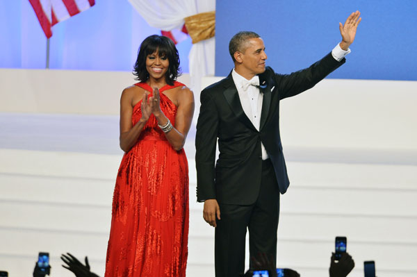 President Obama admits that he stopped smoking for Michelle Obama