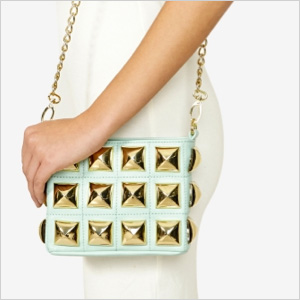 Betsey Johnson Expensive Habits Clutch