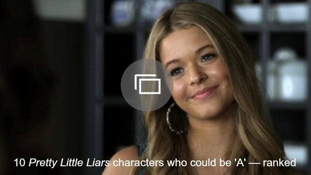 Pretty Little Liars characters slideshow embed