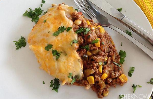 Recipe revamp: Spicy shepherd's pie