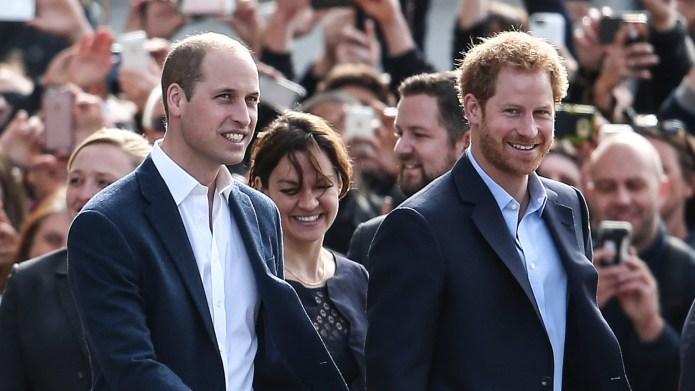 The Duke and Duchess of Cambridge,