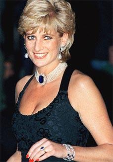 Kate Middleton's engagement ring was Princess Diana's