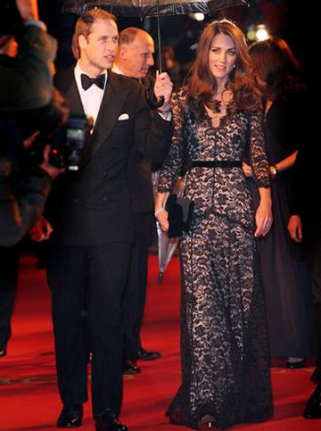 Kate Middleton at War Horse UK screening