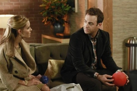 Coop gives Charlotte his life changing news on Private Practice