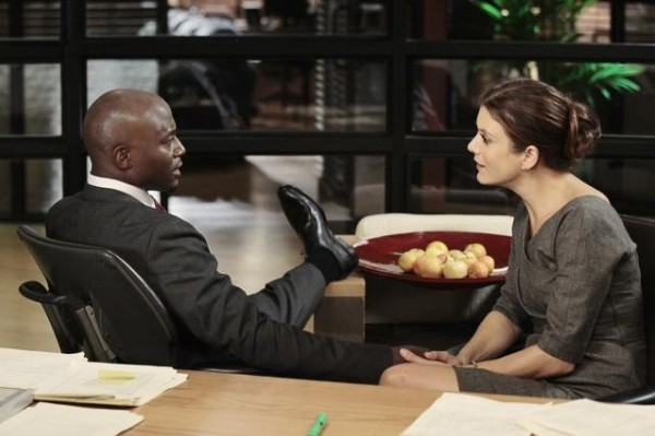 Addison starts in vitro on Private Practice: 'Step One'