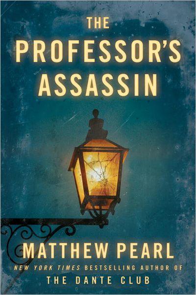 The Professor's Assassin cover