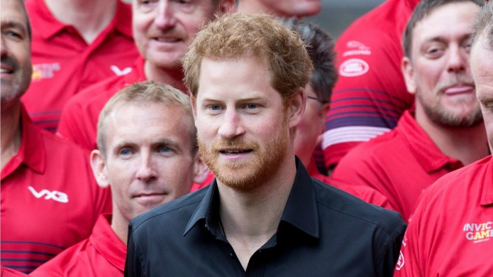 Does Prince Harry Want to Rule