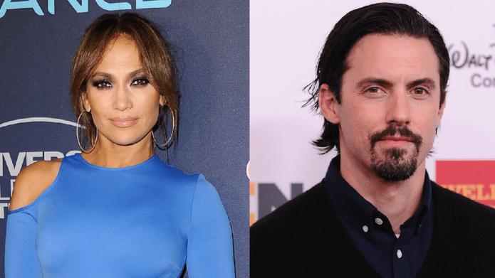 Milo Ventimiglia & Jennifer Lopez Are