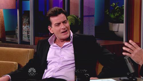 Charlie Sheen blames Lorre for Angus