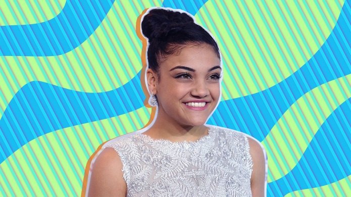 Laurie Hernandez Reveals the Piece of
