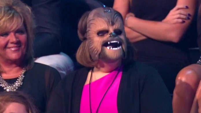 Chewbacca Mom won the CMTs before