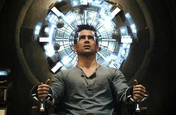 Total Recall movie review: Futuristic, fiery