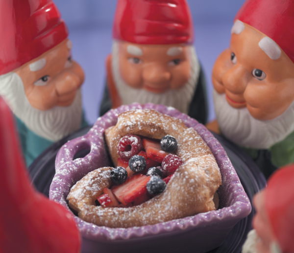 Puff the magic pancakes
