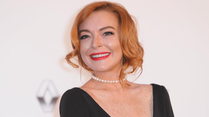 Lindsay Lohan's Making Her Return to
