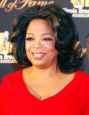 Leading celebrity philanthropists of 2012