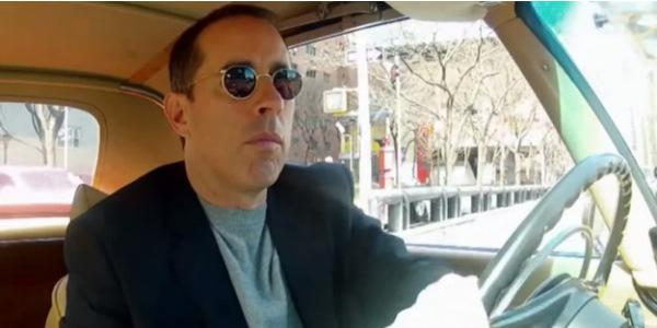 Jerry Seinfeld taking comedy all-stars in