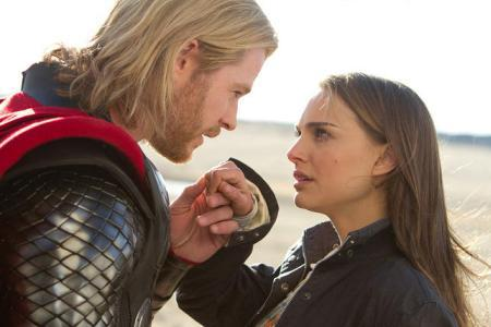 Chris Hemsworth's sexy exclusive Thor clip